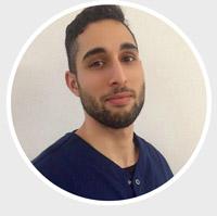 Zahnarzt Rafid Fahkri